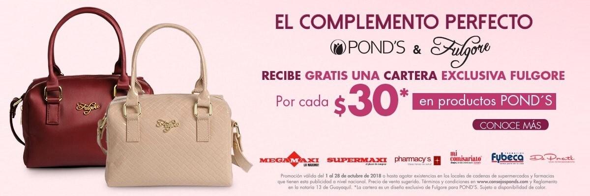 Promo carteras Ecuador