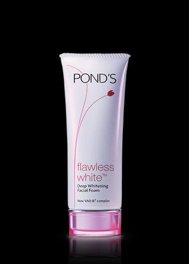 Flawless White Deep Whitening Facial Foam