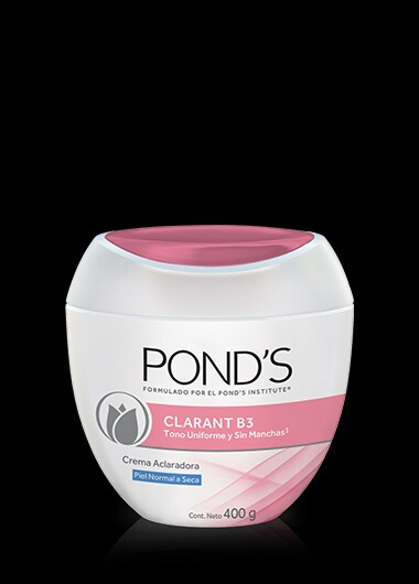 Crema Antimanchas Ponds Clarant B3 Piel Normal a Seca