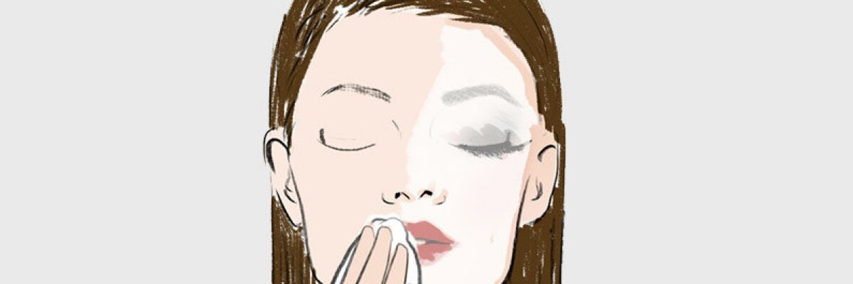 The signs of aging in our skin