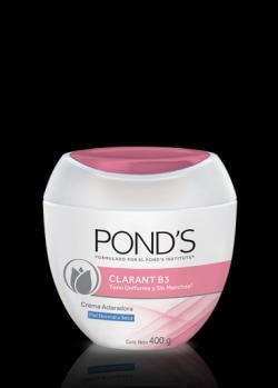 Clarant B3 Crema aclaradora de manchas con Vitamina B3+ para piel normal a seca