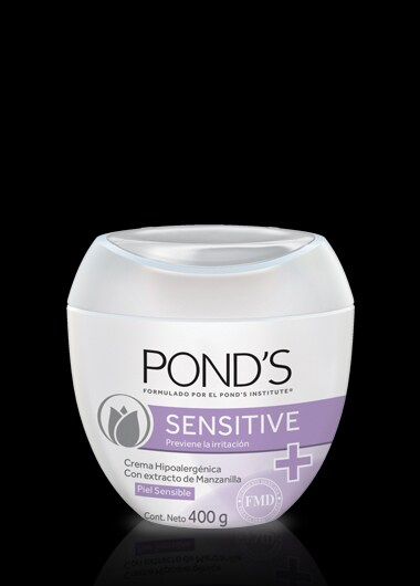 Sensitive Crema Para Piel Sensible