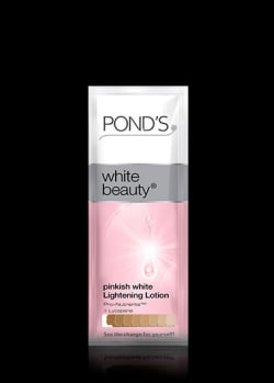 White Beauty Pinkish White Lotion