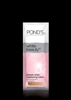 White Beauty Pinkish White Lotion