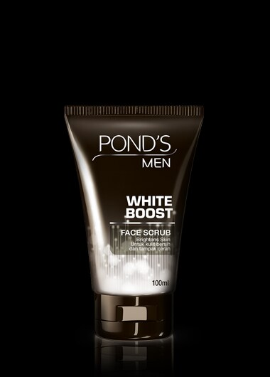 White Boost Face Scrub