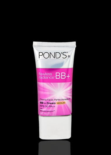 Base De Maquillaje Con Crema Antimanchas Ponds Flawless Radiance Tono Medio