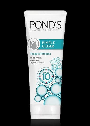 Pond's Pimple Clear Facewash 100g