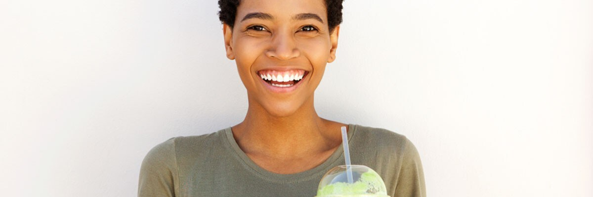 Juice detox for your skin