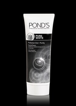 Sữa rửa mặt pond's pure white Pollution Out + Purity